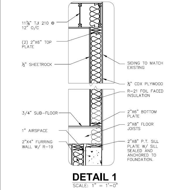 How to read a blueprint kaaterskill associates blueprint details malvernweather Choice Image